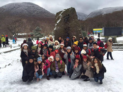 NAT's trip to Korea 2015