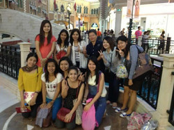 NAT's trip to Macao