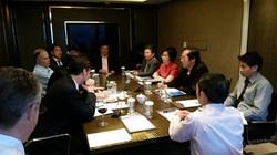 Meeting with IMF,TAT,TAFA