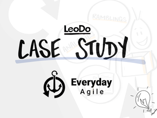 Visual Thoughts - An Agile Playbook