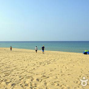 หาดชูมุนจิน Jumunjin Beach (주문진해변)