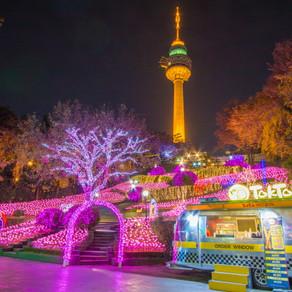 เทศกาลแสงดาว อีเวิร์ล (E-World Starlight Festival (이월드 별빛축제))
