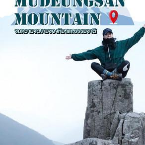 พิชิตยอดเขา Mudeungsan Mountain ชมความงดงามของหิมะและธรรมชาติ