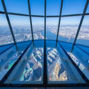 ชมวิวสุดตระการตาที่ โซลสกาย ล๊อตเต้เวิลด์ ทาวเวอร์ Lotte World Tower Seoul Sky