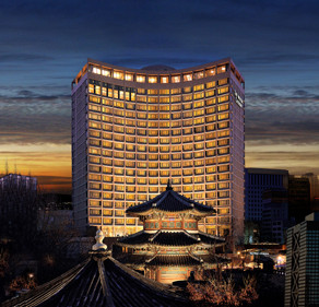 โรงแรมเวสติน โชซอน โซล