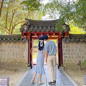 ย้อนเวลาไปสัมผัสมนต์เสน่ห์ของศาลเจ้า 'คยองกีจอน'