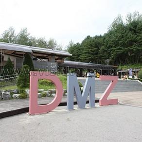 รถไฟขบวนสันติภาพ DMZ (DMZ Peace Train (Cheorwon Security Tour))