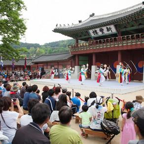 การแสดง ฮวาซองแฮงกุง ในวันเสาร์ (Hwaseong Haenggung Saturday Performance)