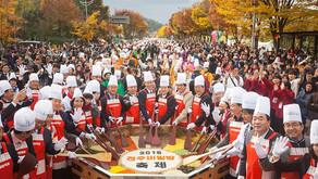 2019 Jeonju Bibimbap Festival 🍲 เทศกาลบีบิมบับของเมืองชอนจู ในจังหวัดชอลลาบุกโด