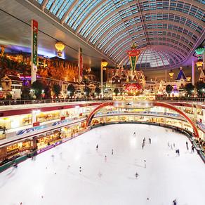 ลานสเก็ตน้ำแข็งในร่มที่ลอตเต้เวิลด์ (Lotte World's Indoor Ice Skating Rink)