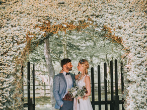 5 Design Elements for Your Wedding Ceremony