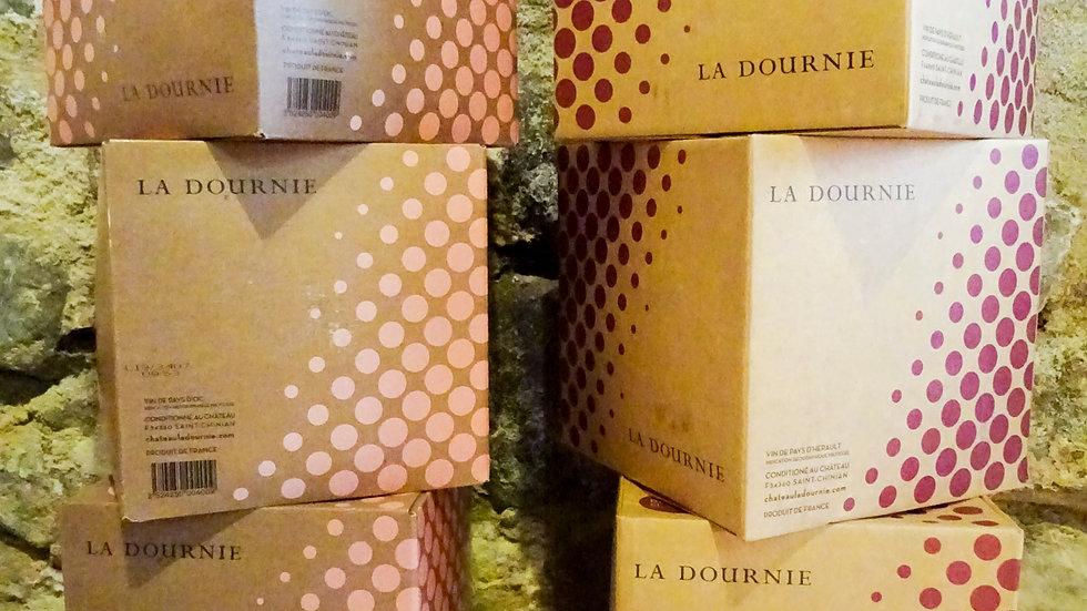 Rouge et rosé bio - Château La Dournie