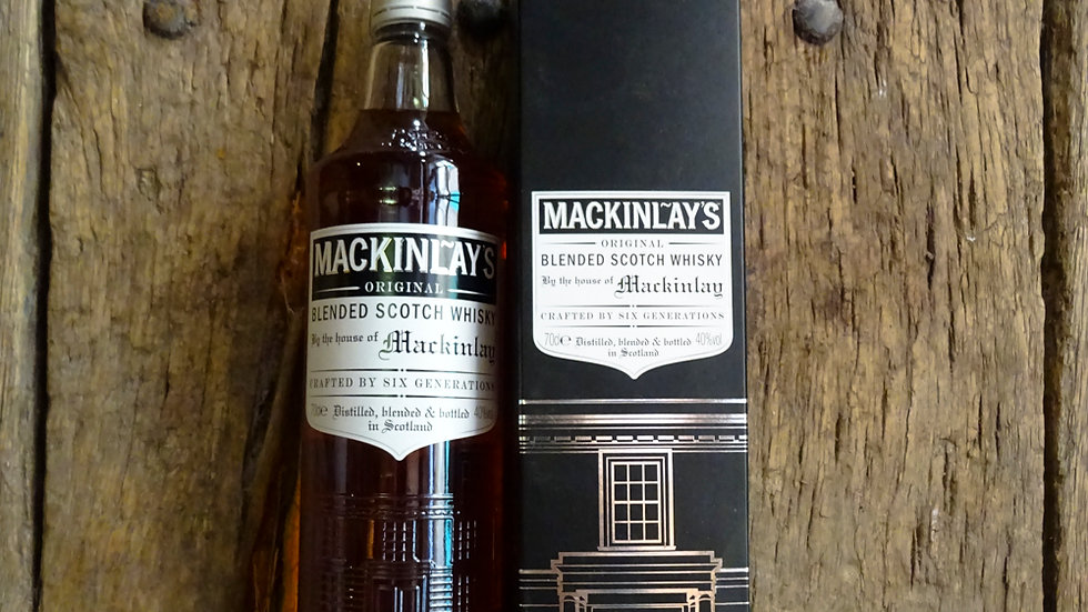 Scotch Blended Whisky Mackinlay's Oiriginal - 70cl - 40°