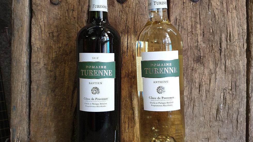 Blanc bio et nature - Domaine Turenne