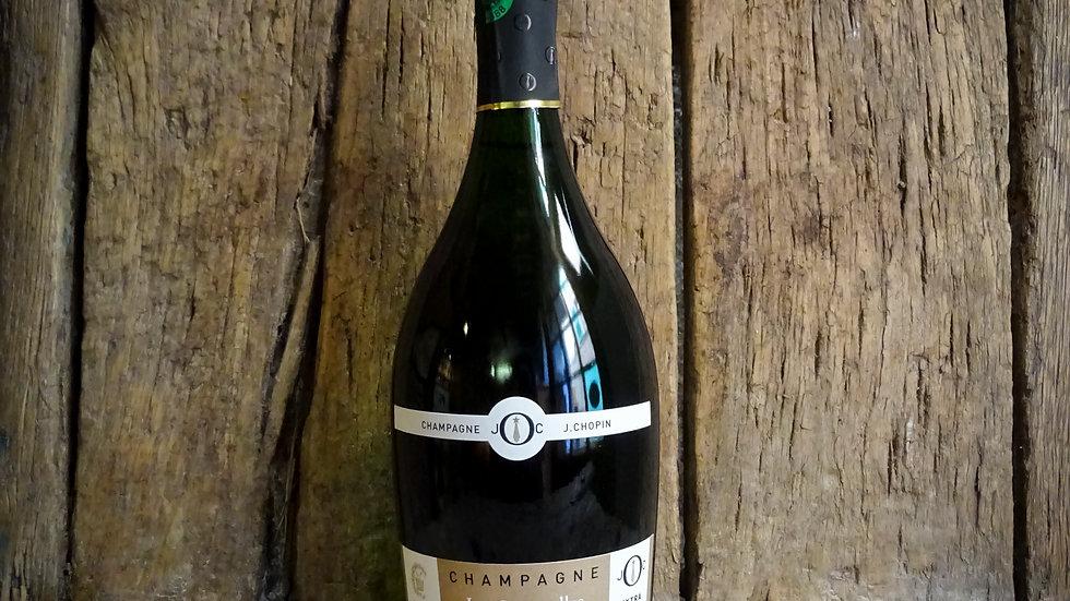 Champagne culture raisonnée - Domaine Julien Chopin
