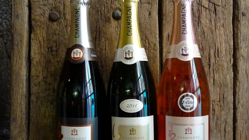 Champagne - Gratiot Pillière