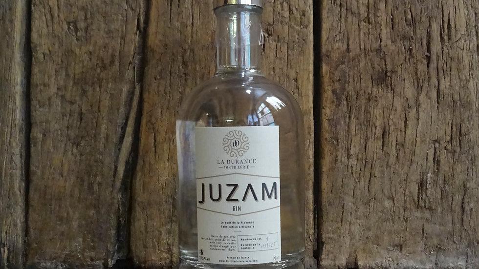Juzam Gin - Distillerie La Durance