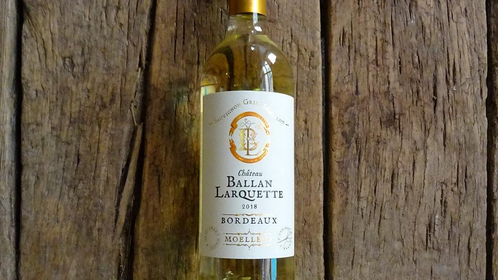 Blanc moelleux - Château Ballan Larquette