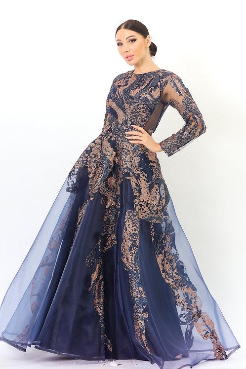 SANDRA Midnight Gown