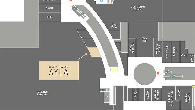 Boutique Ayla Location
