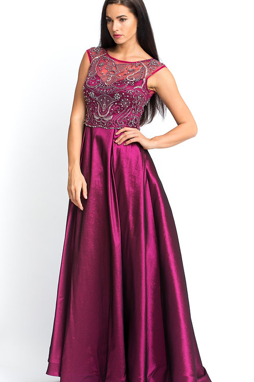 HOT P Gown