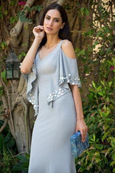 #4371 Evening Dress