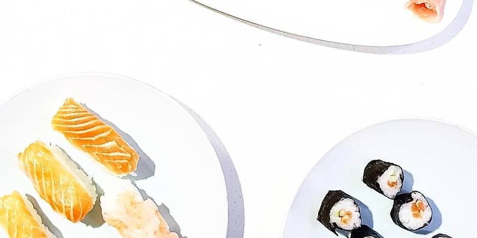 Sushi II (Cupos llenos)