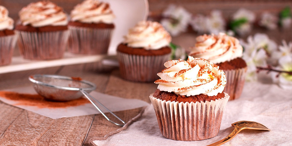 Cupcakes de Tiramisú ONLINE
