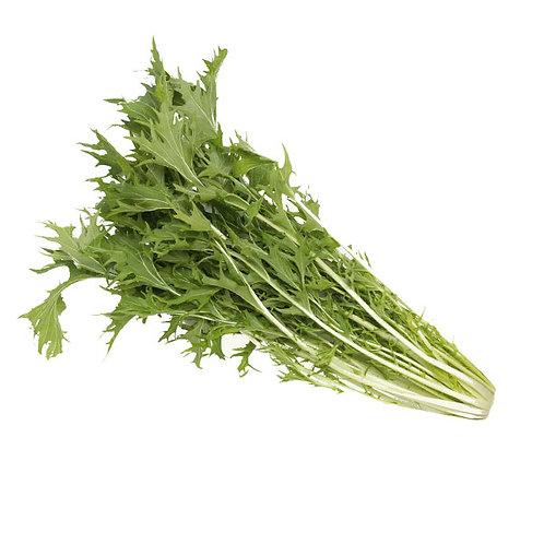 Mizuna verde