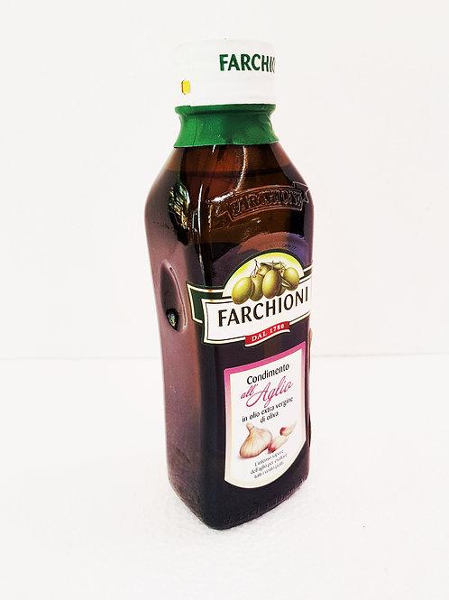 Aceite oliva Farchioni ajo x 250 ml