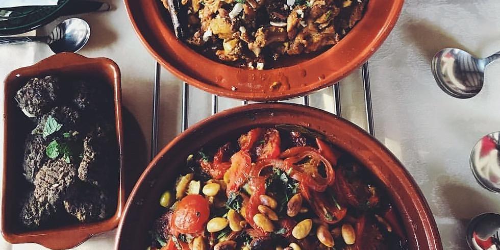 Pollo Tajine Marroquí (CUPOS LLENOS)