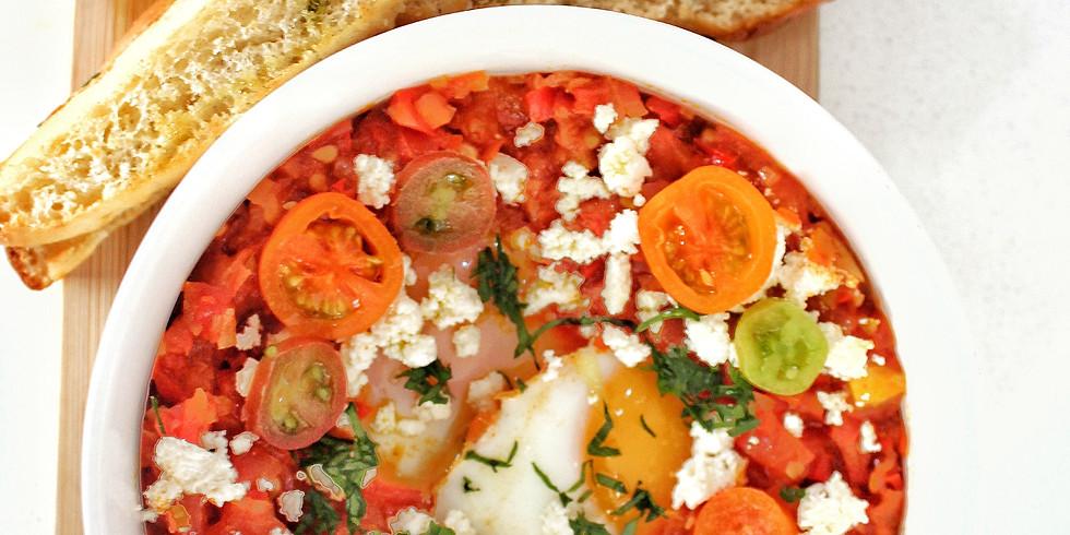 Desayunos Mediterráneos