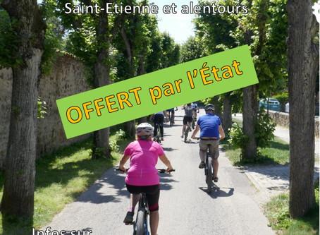 Cours Vélo OFFERT par l'État !