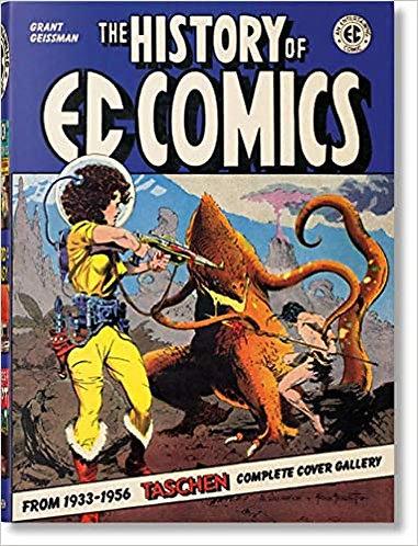 History of EC Comics, The