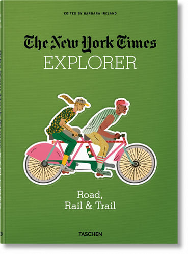 The New York Times Explorer: Road, Rail and Trail