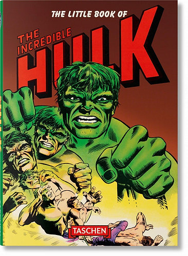 Little Book of Hulk