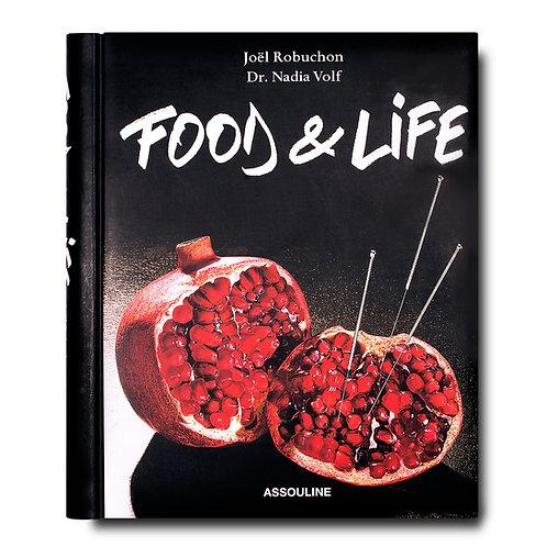 Joel Robuchon Food and Life