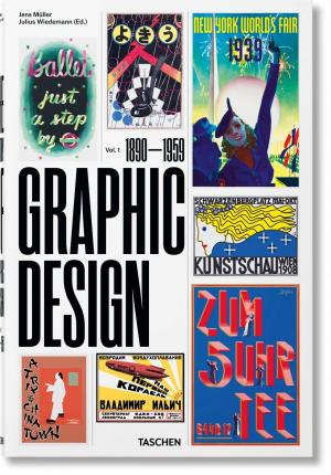 History of Graphic Design, 1890-1945, The