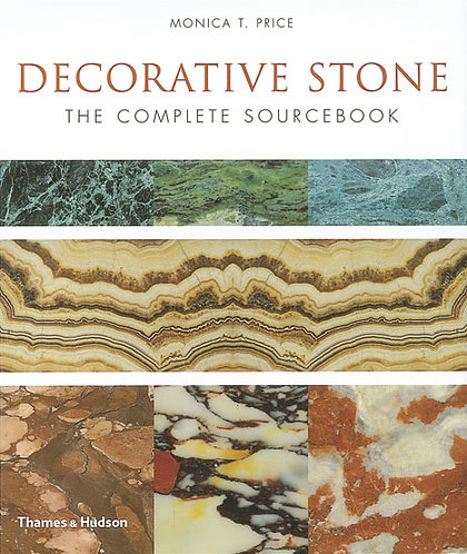 Decorative Stone : The Complete Sourcebook