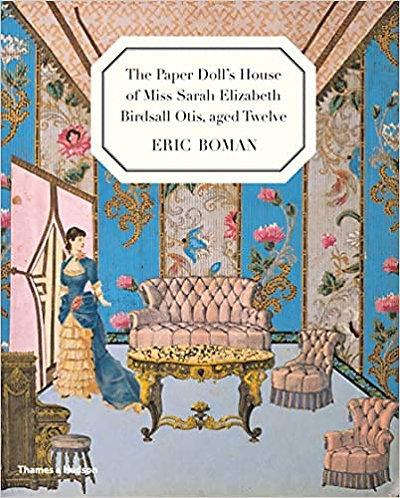 Paper Doll's House of Miss Sarah  Elizabeth Birdsal
