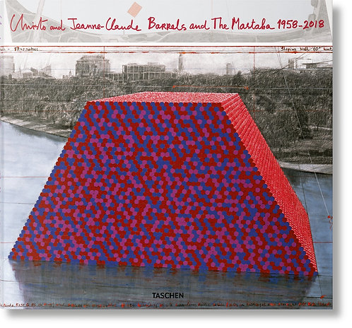 Christo and Jeanne-Claude: Barrels and The Mastaba