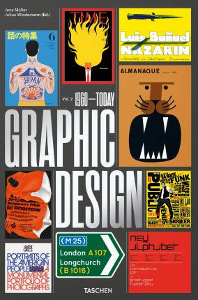 History of Graphic Design: Vol. 2, 1960-Today