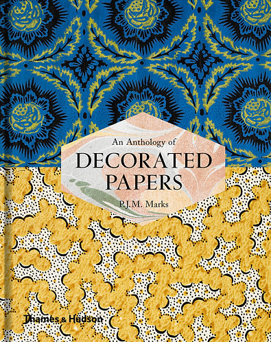 An Anthology of Decorated Papers: A Sourcebook for Designers