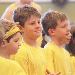 Yellow Team!