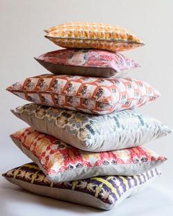 Philomela makes pillows