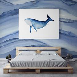 Running Tide wallpaper