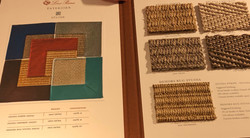 Sisal carpeting