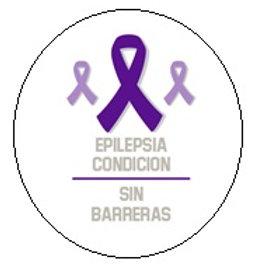 """Sticker """"Condición sin barreras"""""""