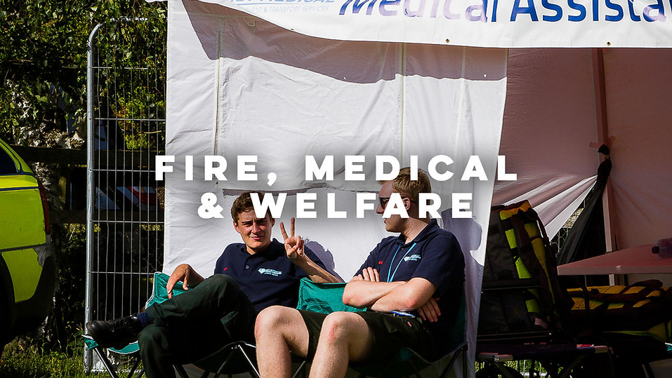 Summer Fire Medical and Welfare summer.j