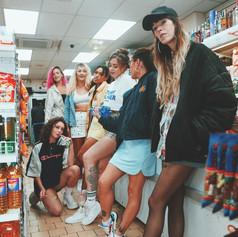 24hr Garage Girls Ft. Shosh